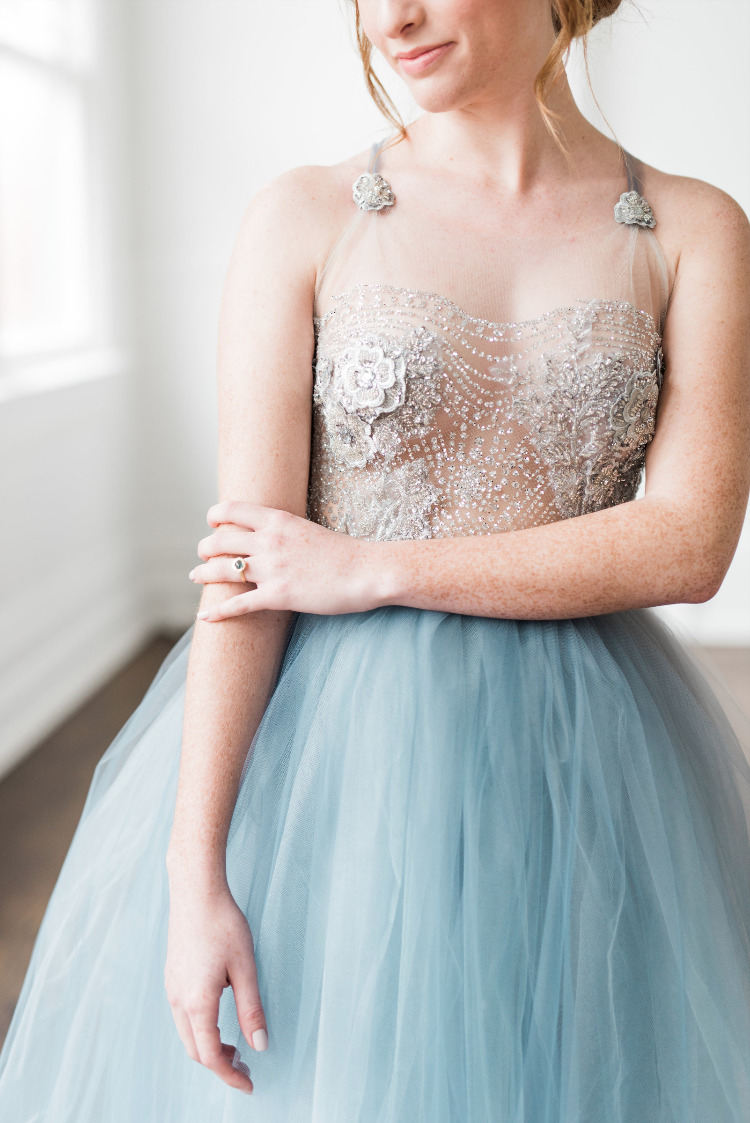 Not Wearing A White Wedding Dress On Your Wedding Day