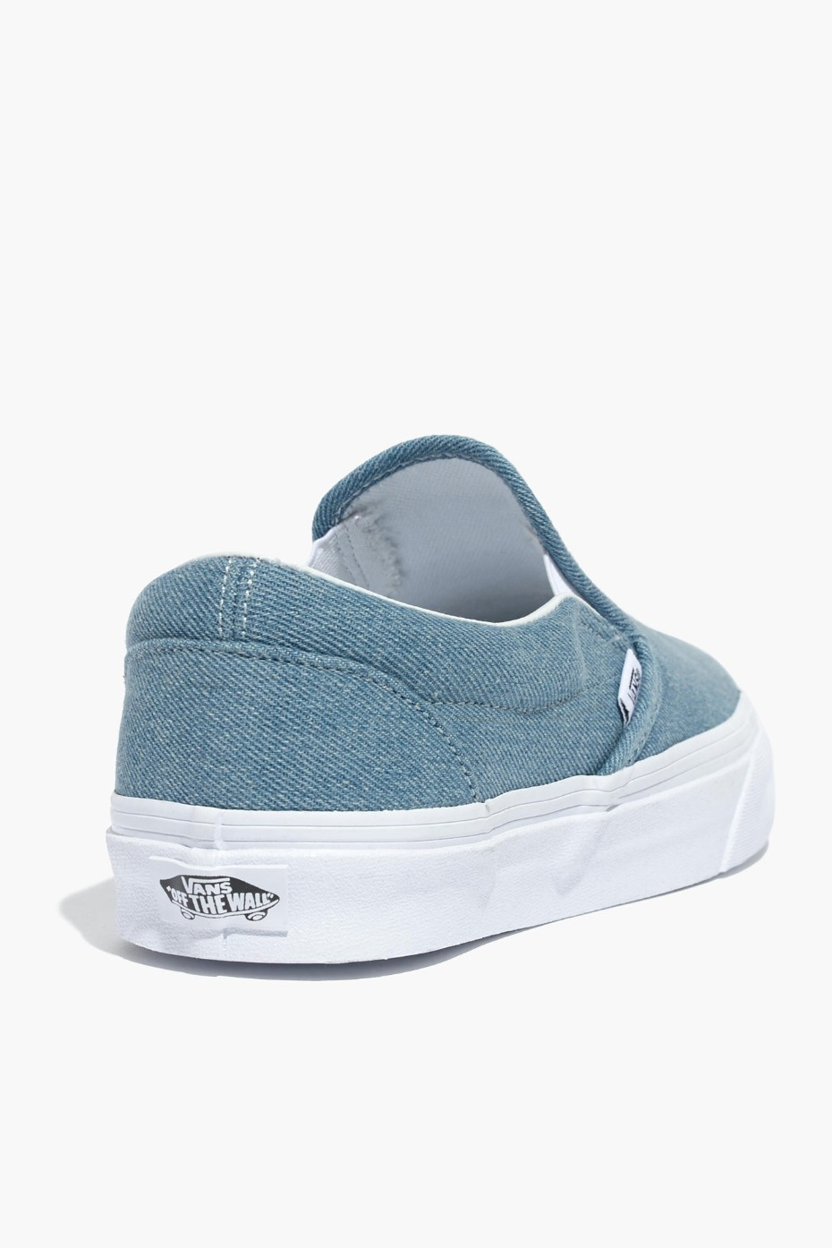 Denim Slip On Vans