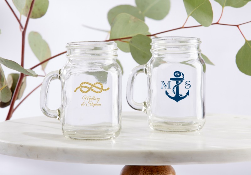The perfect nautical wedding favor to complement your nautical-inspired big day!