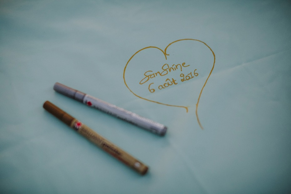 sweet notes for the bride and groom