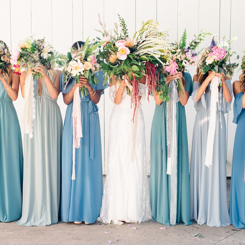 Where to buy show me your mumu bridesmaid dresses