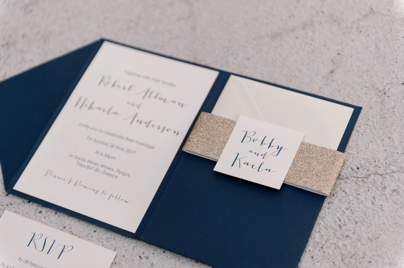 Inspiration for your wedding invitation
