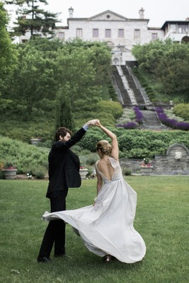 Villa Terrace Is An Italian Wedding Venue In The US