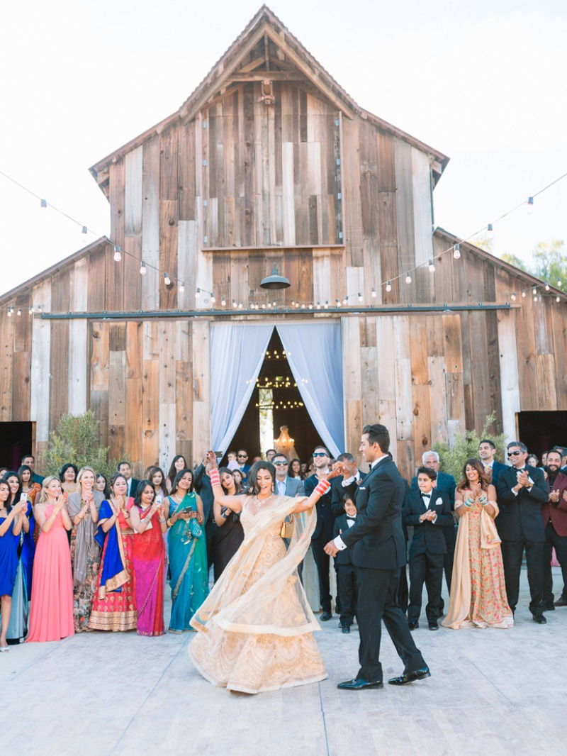 With the ability to accommodate 500+ person parties, The Greengate Ranch in San Luis Obispo, CA is an ideal, modern and rustic location