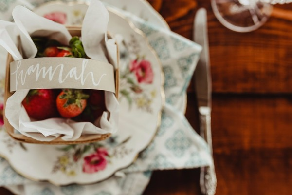 The Fresher Side Of Brunch, A Bridal Shower Idea