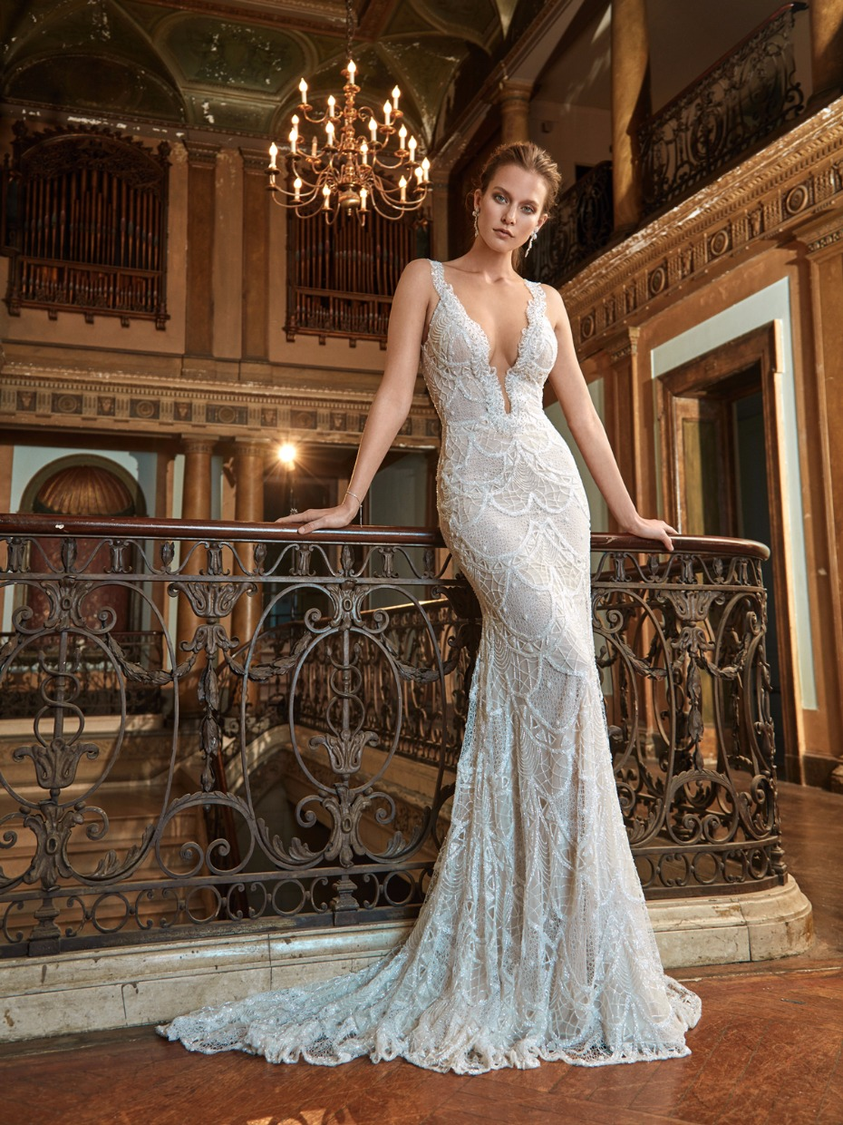 Harper gown from Galia Lahav's Le Secret Royal bridal couture collection