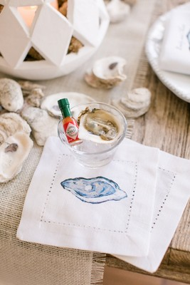 The Perfect Bridal Shower Idea.. Should we Clam Up or Shell All?