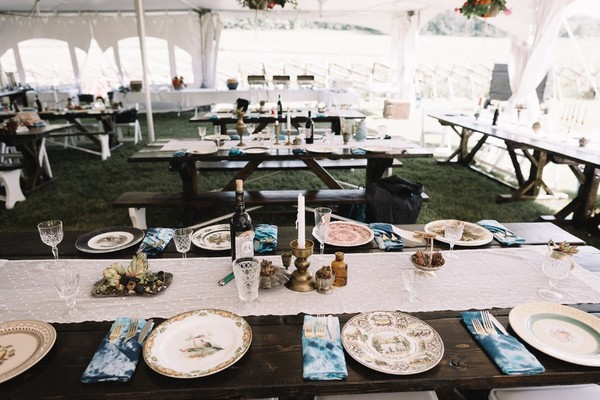 This Is How You Have A Backyard Boho Chic Wedding!