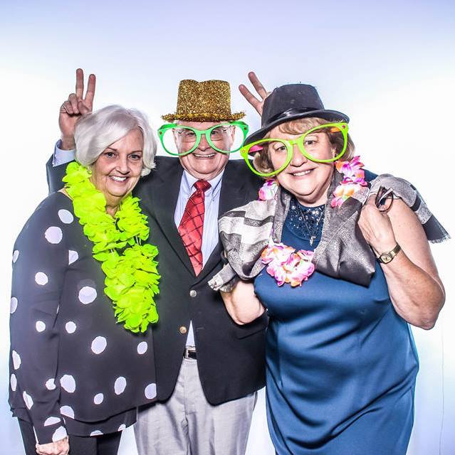 Inspiration Image from Bow Tie Photo Booths
