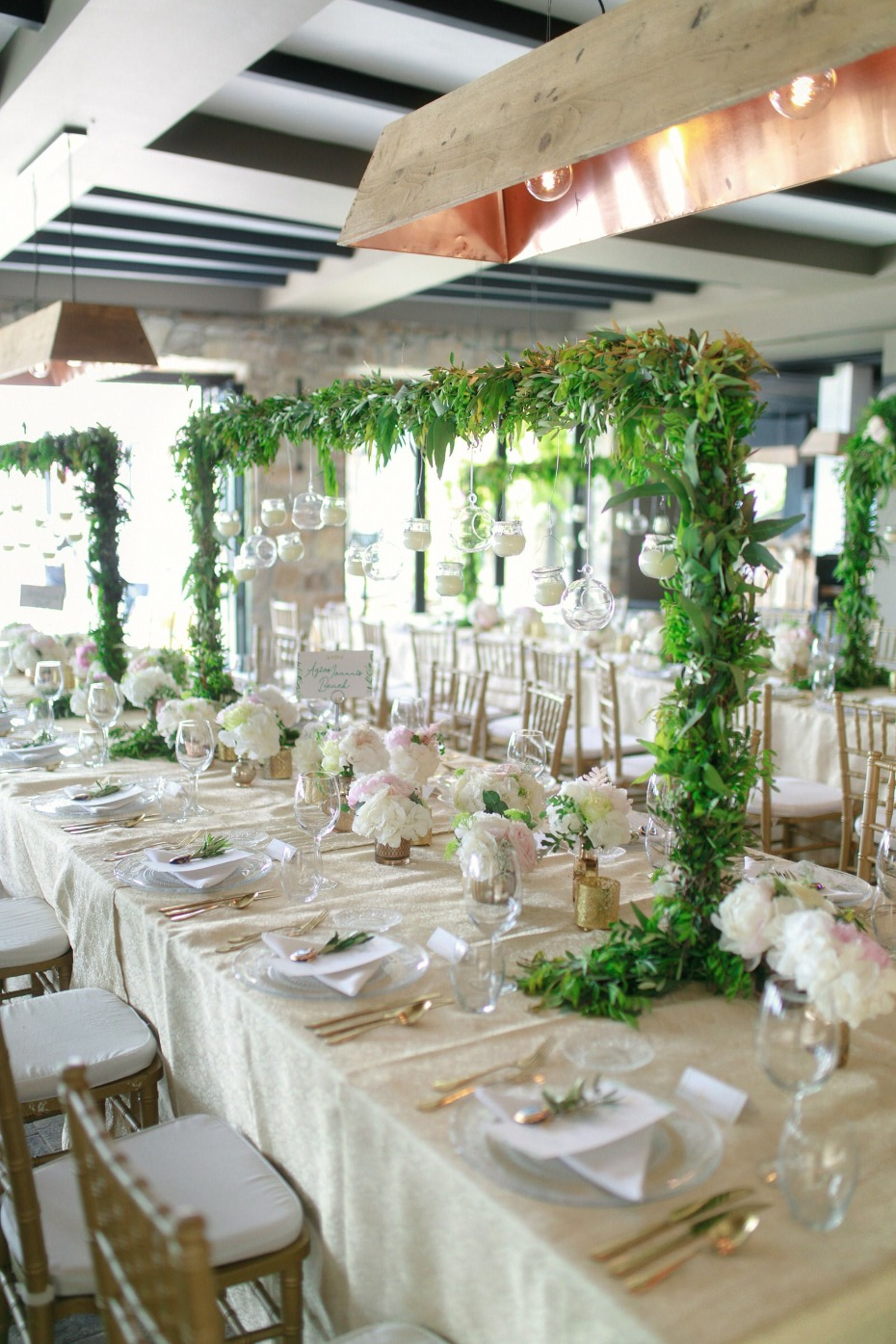 wedding reception that will blow your mind