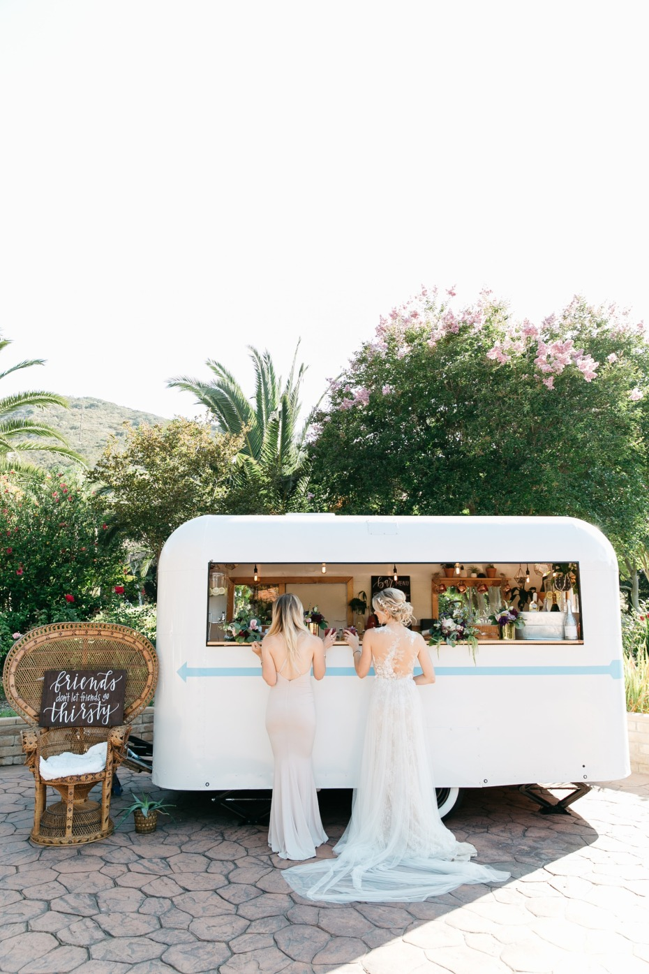 Have the Hello Penny Bar at your wedding!