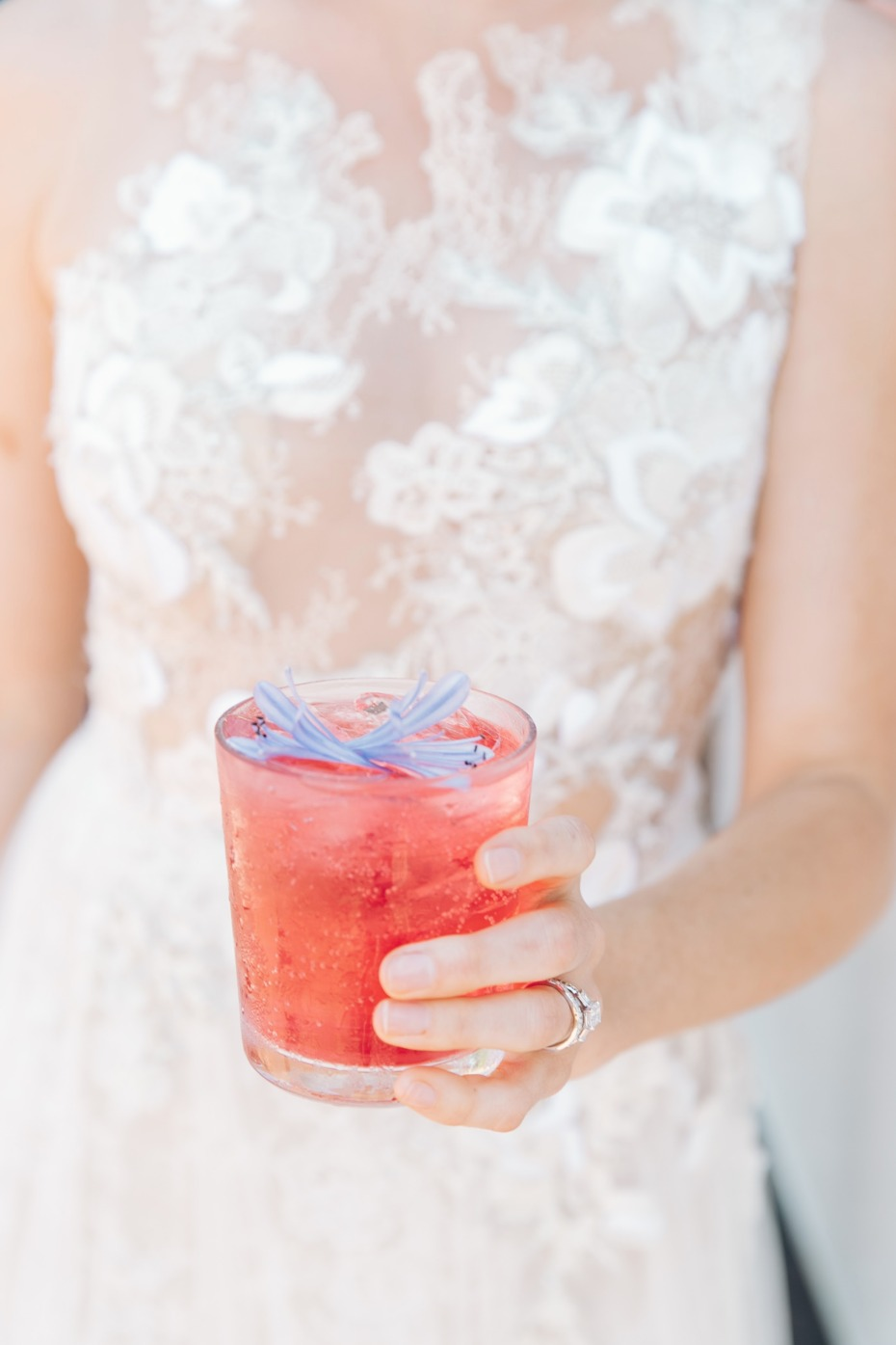 Signature wedding cocktail.