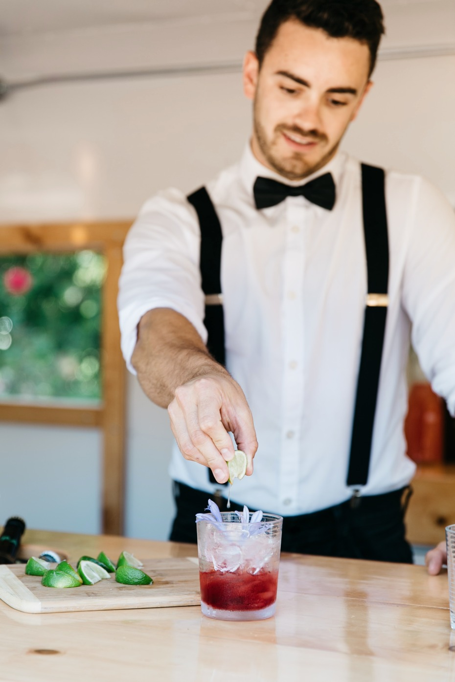 Mobile bartender serving Southern California