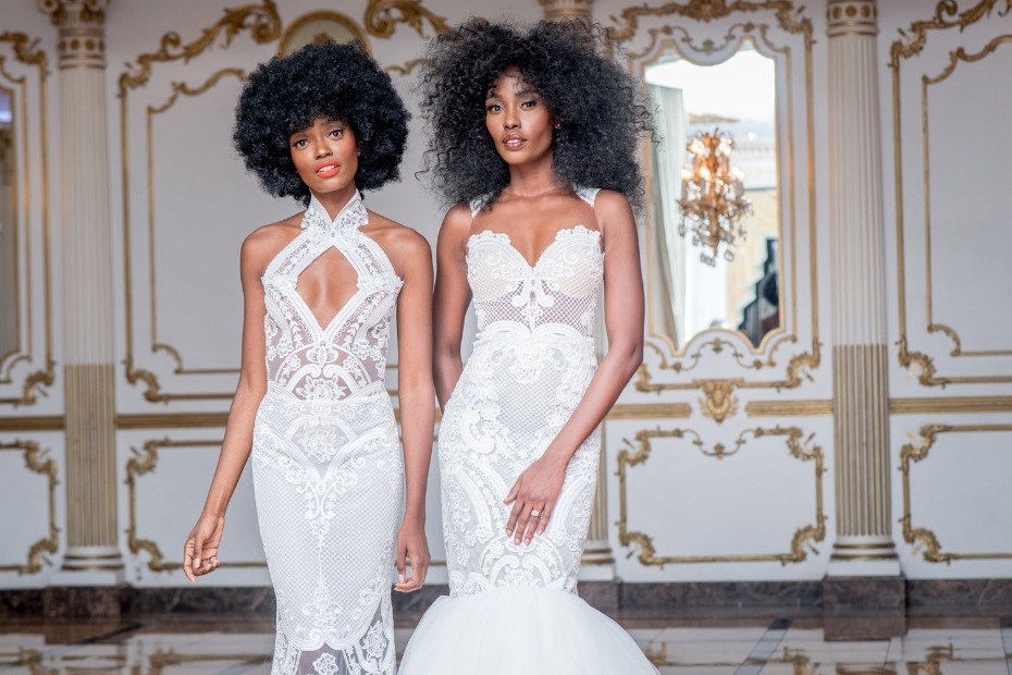 Pantora Bridal Luxury bridal gowns without rules.