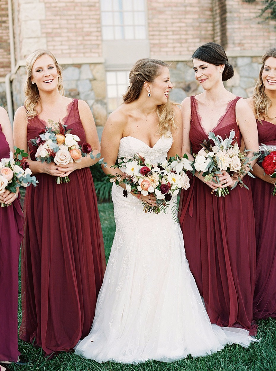 Autumn Bridesmaid Ideas