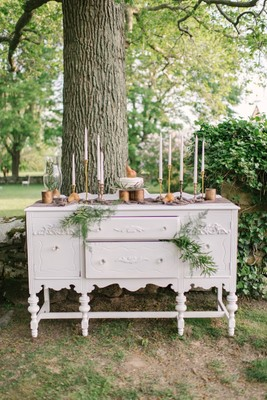 6 Ways To Give Your Wedding A Vintage Vibe