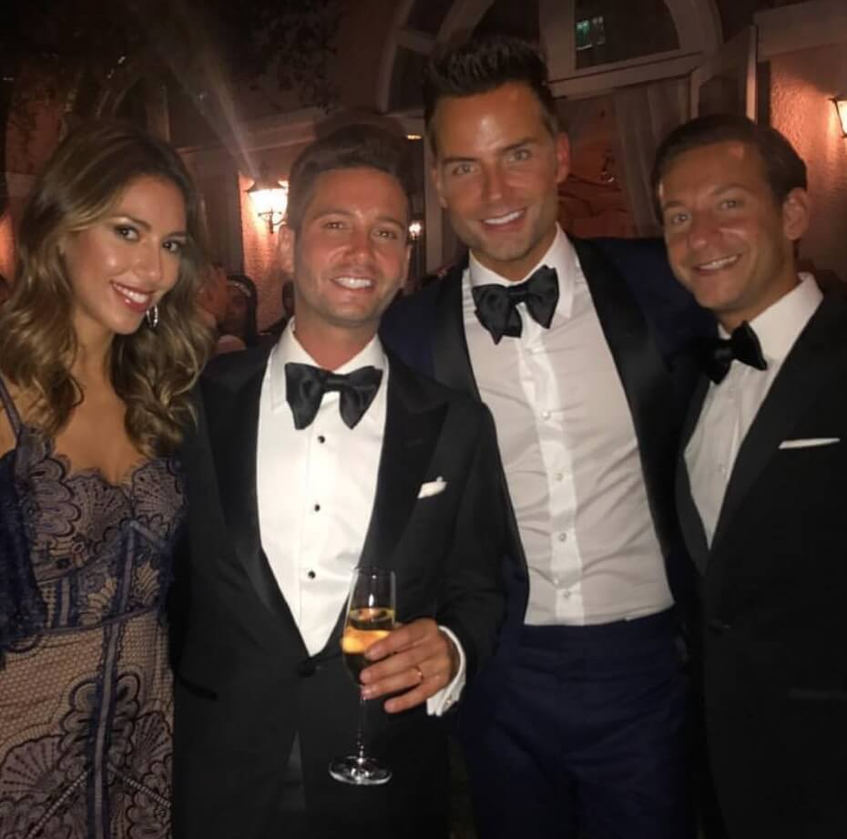 Josh Flagg and Bobby Boyd's Beverly Hills Hotel Wedding