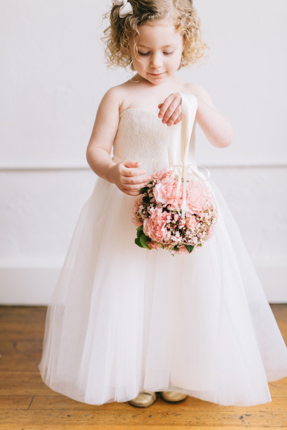 flower accessories for your flower girl