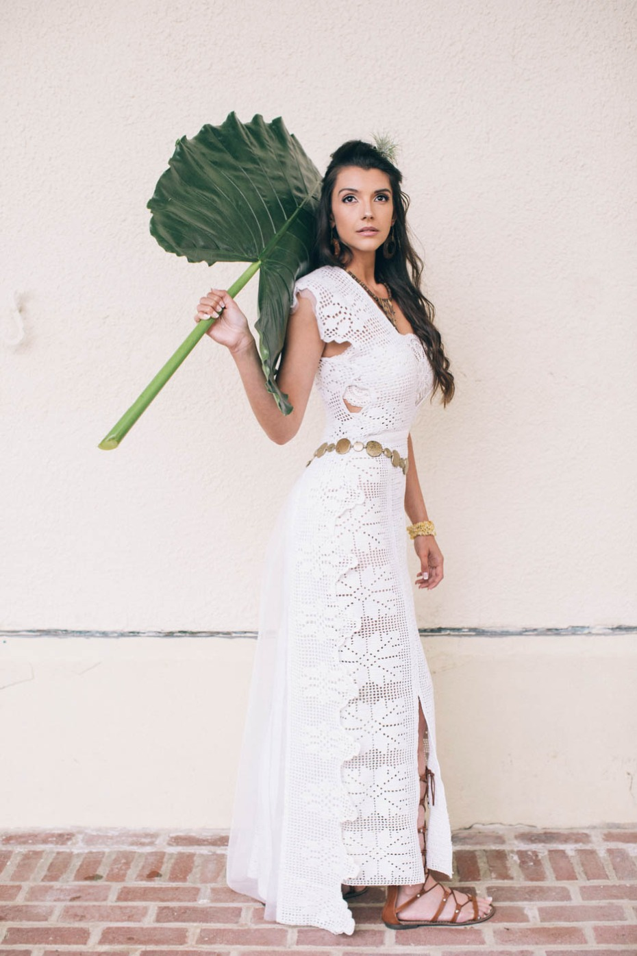 wedding dress from Lauralyn Bridal Couture