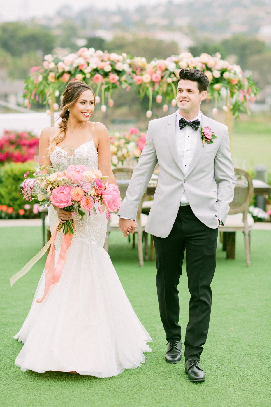 fresh and fun springtime wedding ideas