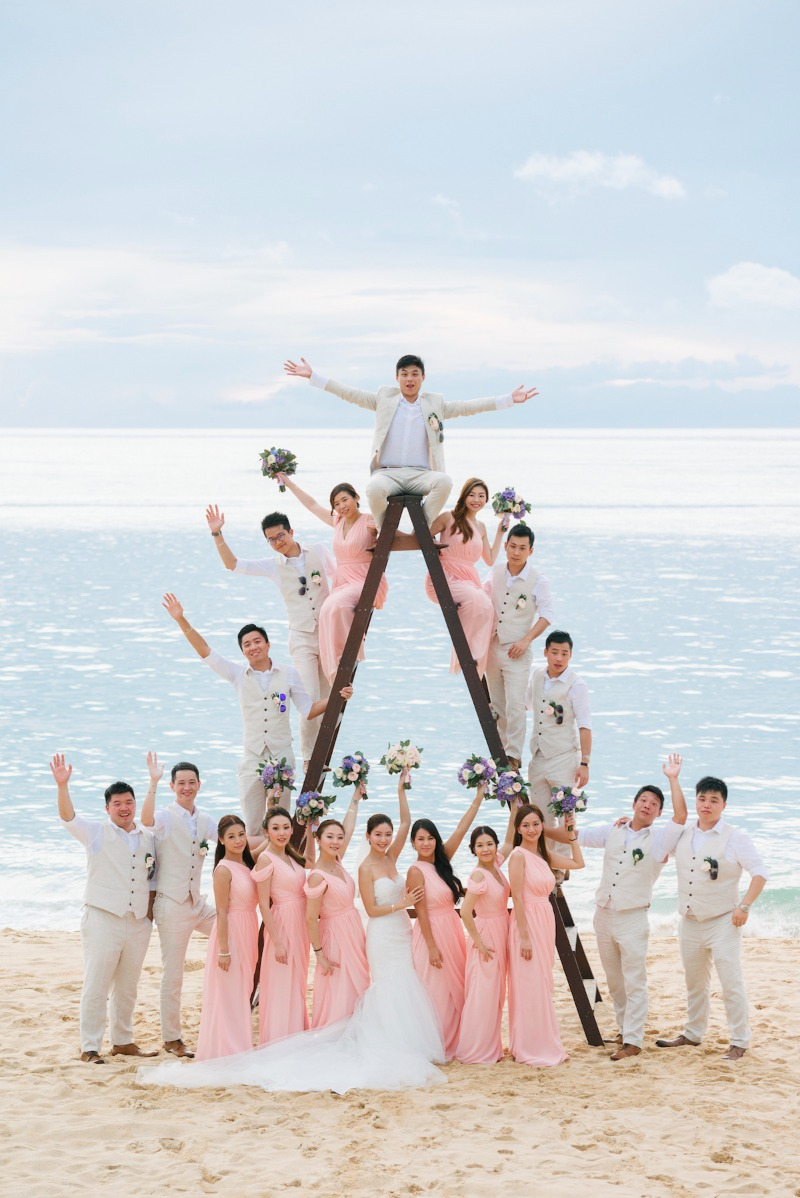 Phuket is a perfect wedding destination, and The Wedding Bliss Thailand is your № 1 choice of a Destination Wedding Planner!