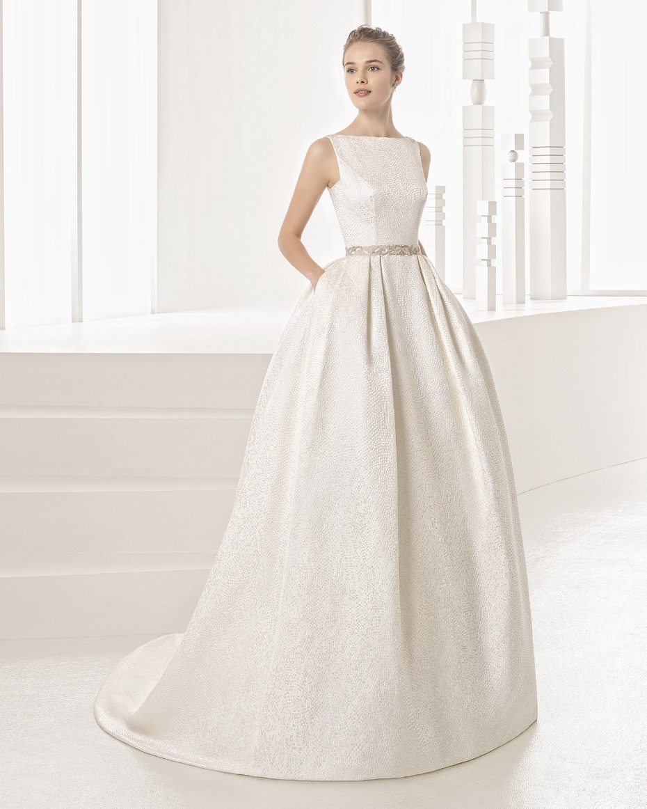 elegant wedding dress collection
