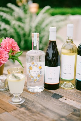 Four Cocktail Recipes Your Springtime Wedding REALLY NEEDS!