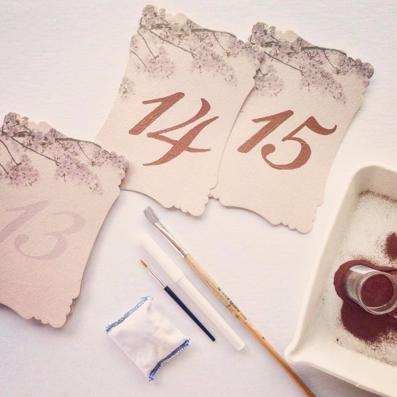 Inspiration Image from Type A Invitations