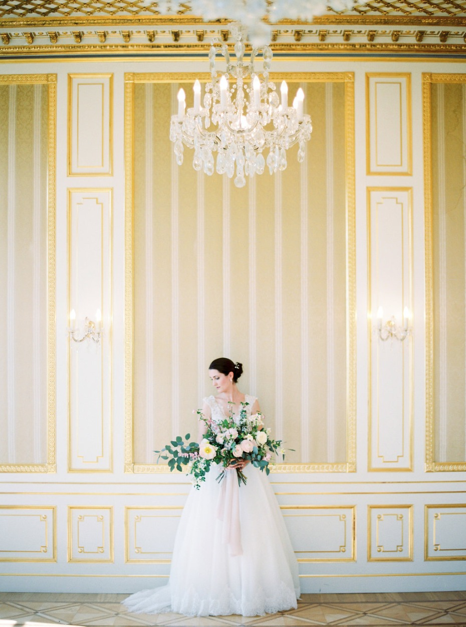 Beautiful and refined wedding inspiration