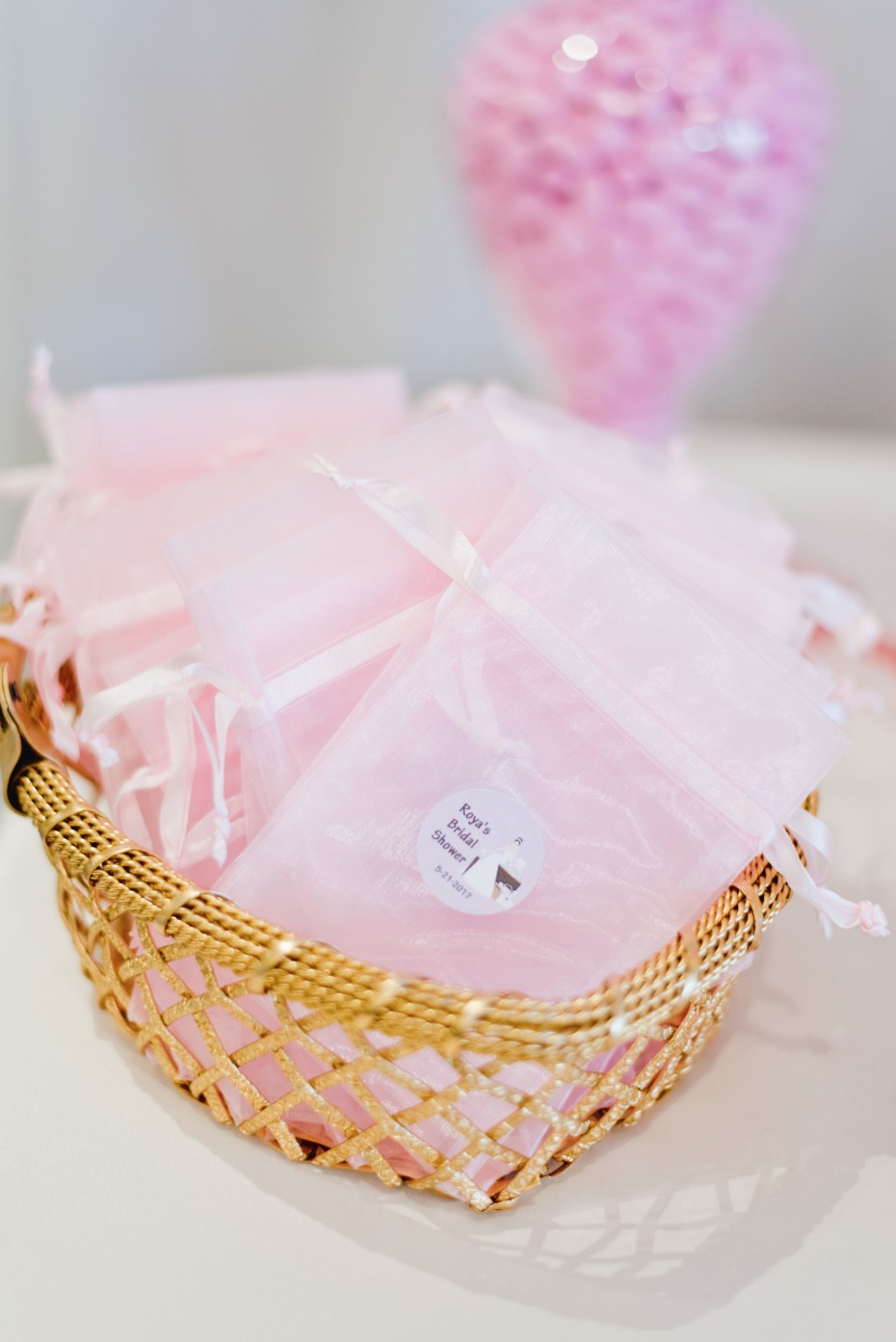 to go bags for your sweets table