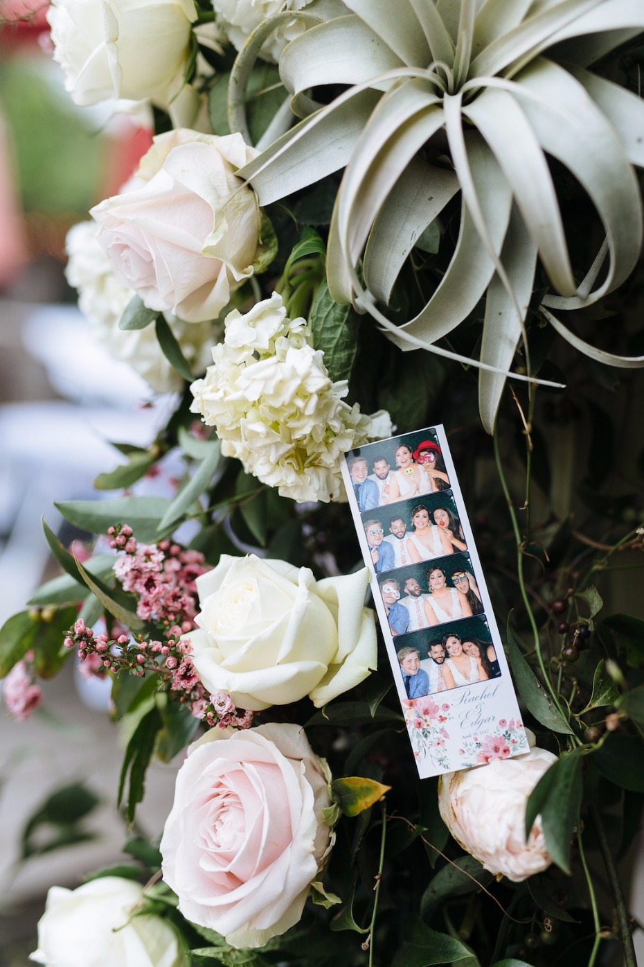 Favor idea! Have a photo booth at your wedding