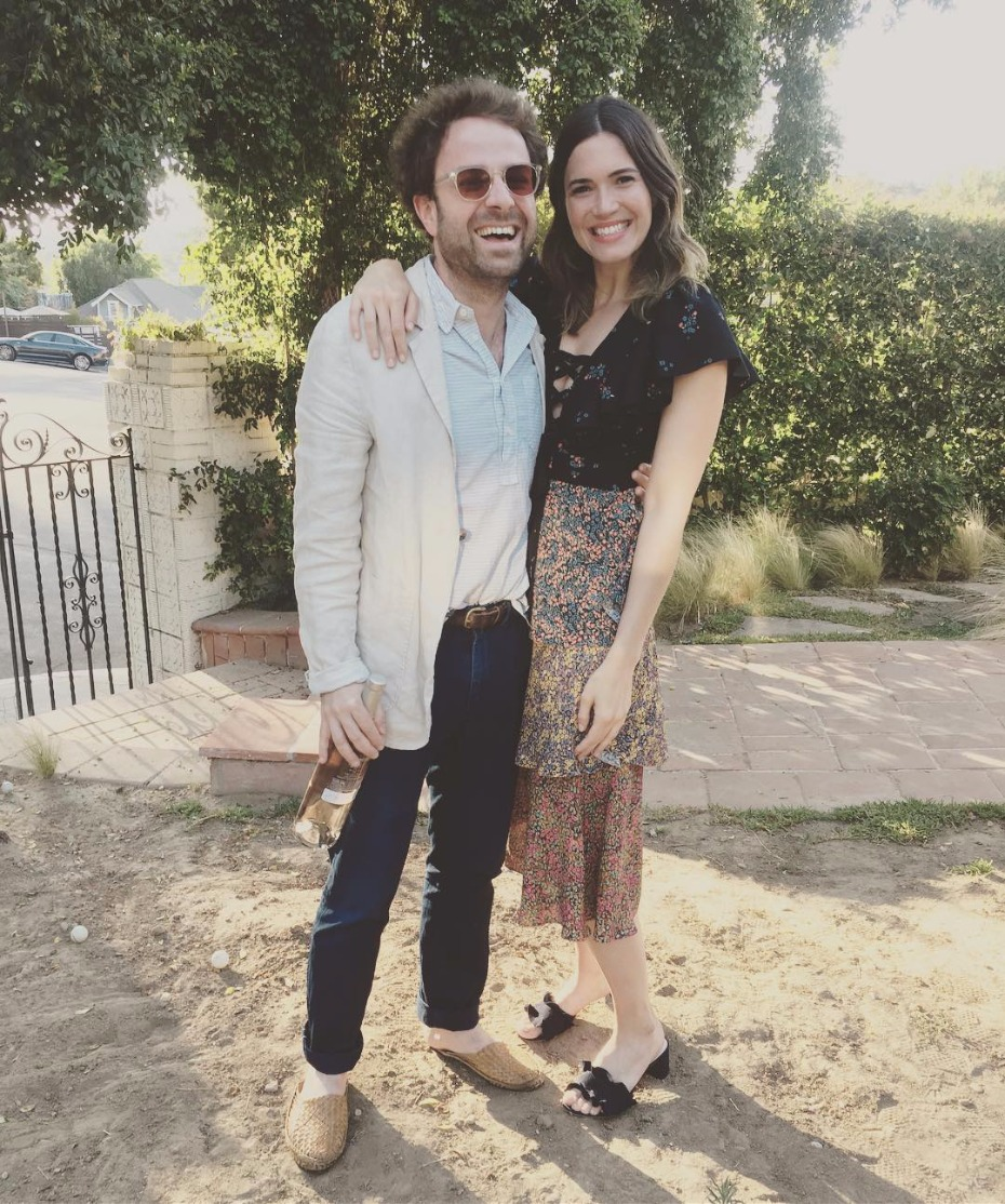 This is Us Star Mandy Moore just got engaged to Taylor Goldsmith