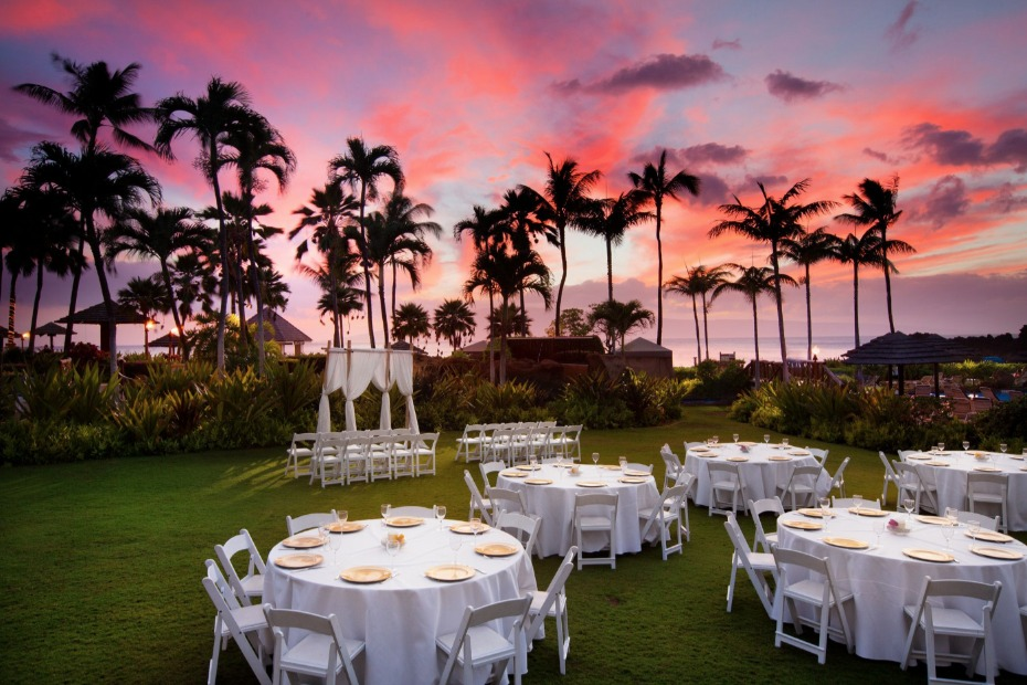 4 Impossibly Beautiful Wedding Locations In Hawaii