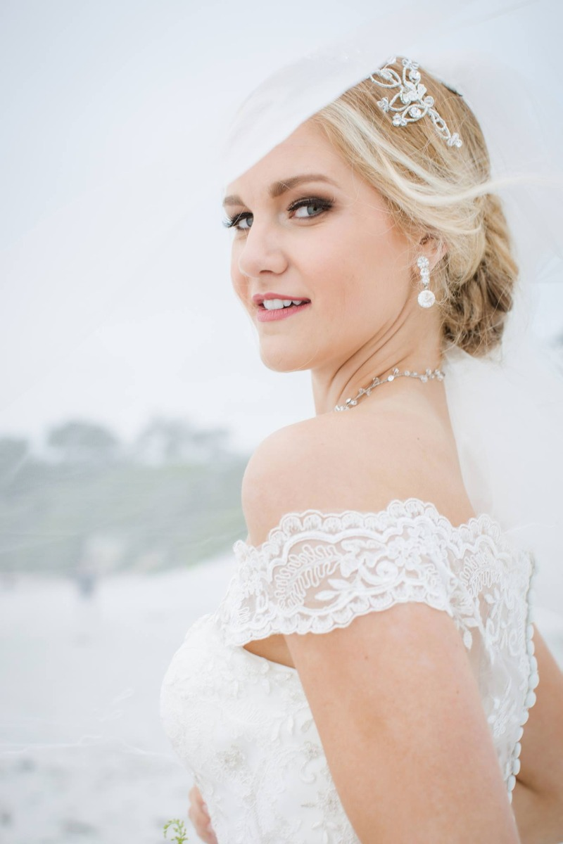 Stunning Bridal Portraits | Vanessa Hicks Photography | Hawaii Wedding Photographer