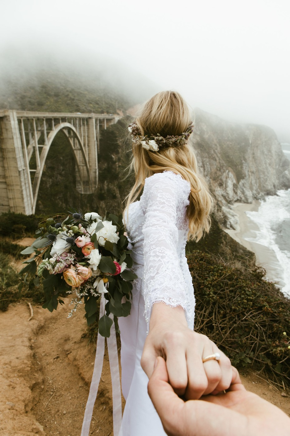Let's get married on the coast