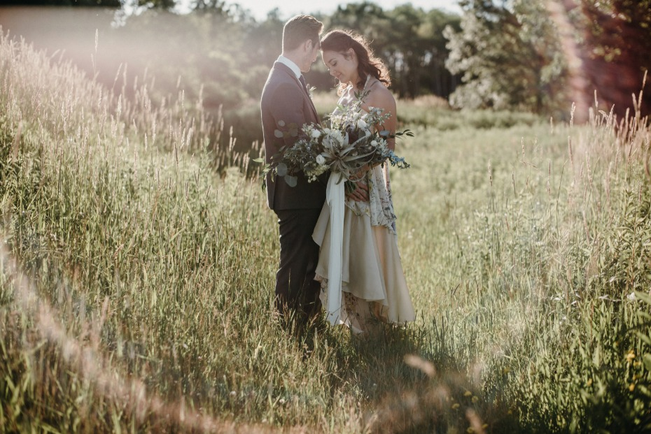 Outdoorsy wedding ideas for the adventurous couple