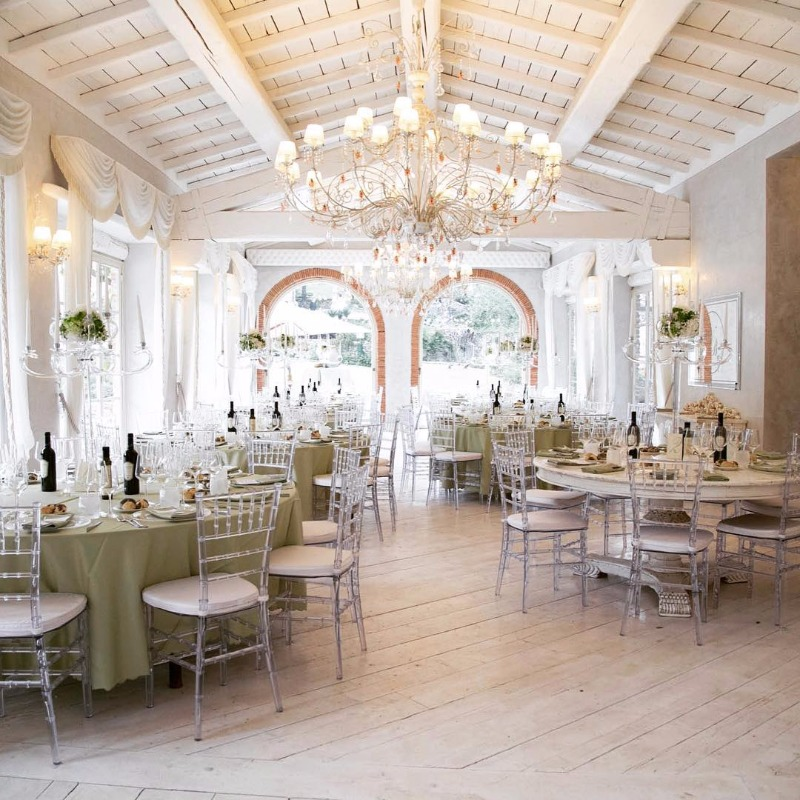 Valle di Badia is a wedding venue for big and small parties!