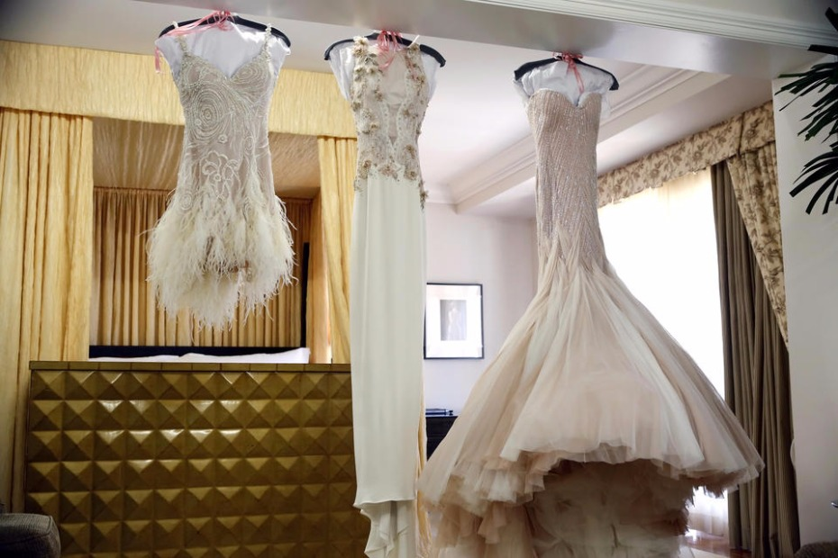 Tamara Barney Wedding Dresses