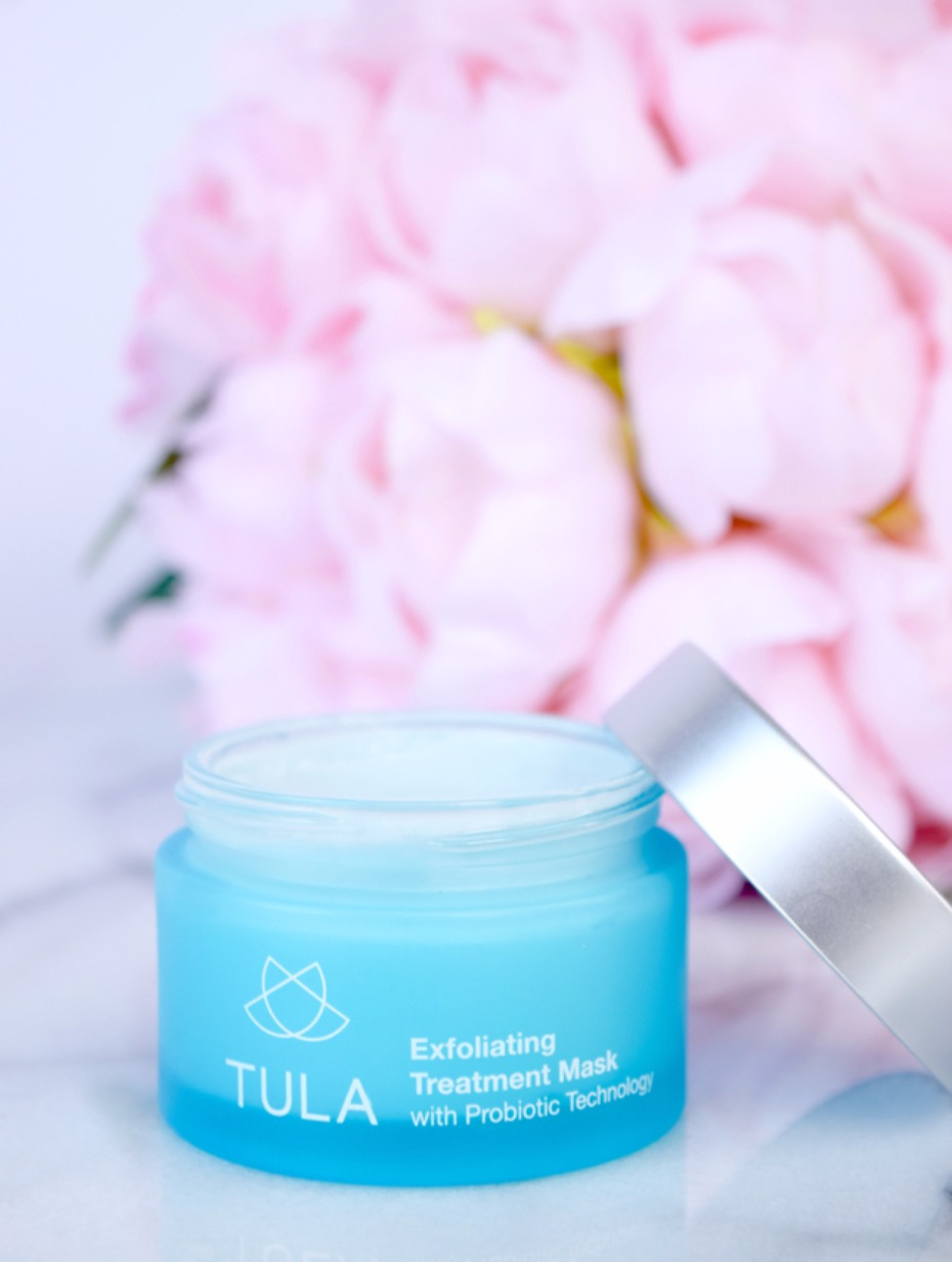 exfoliating mask to get rid of dull tired skin