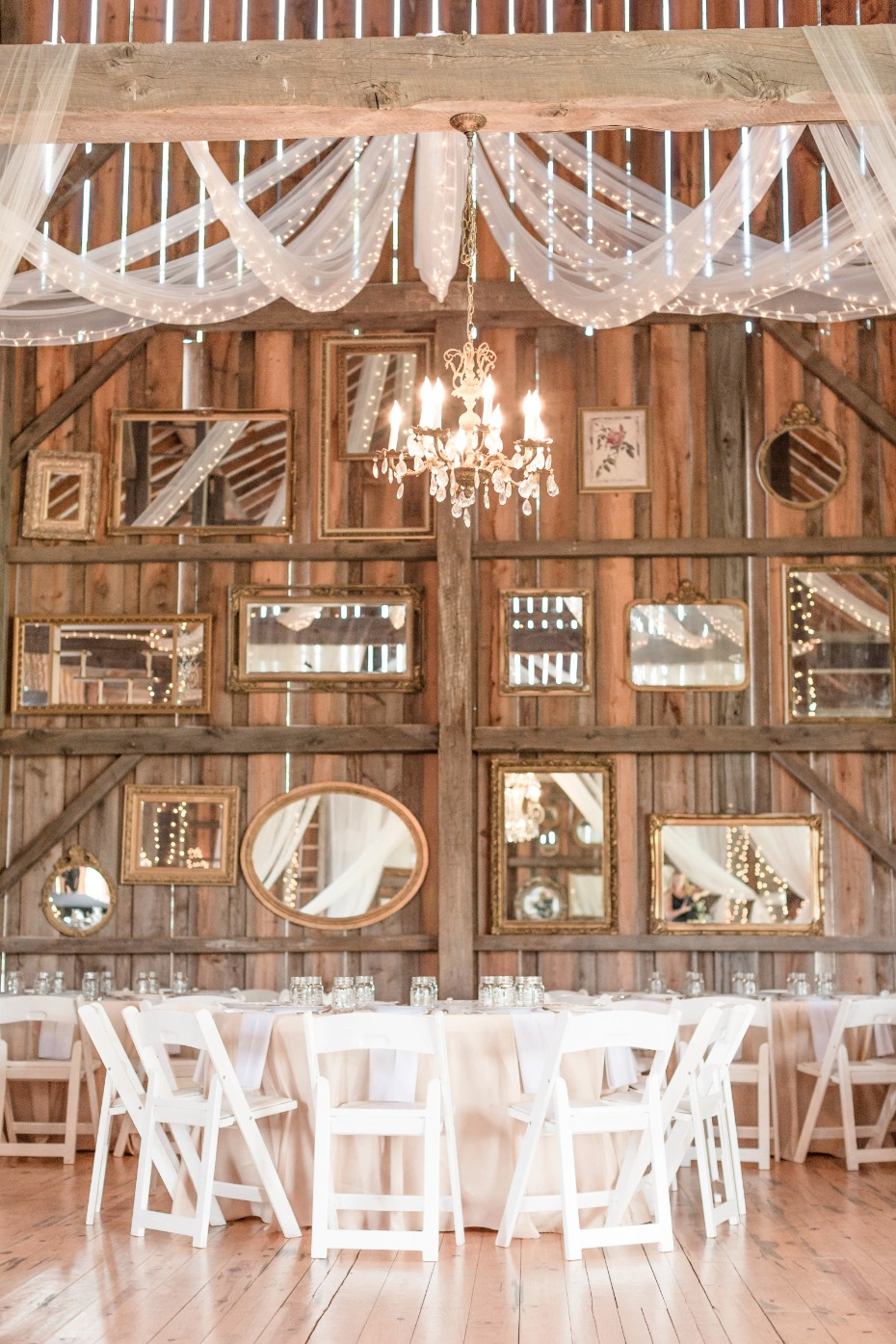 rustic and affordable barn wedding venue