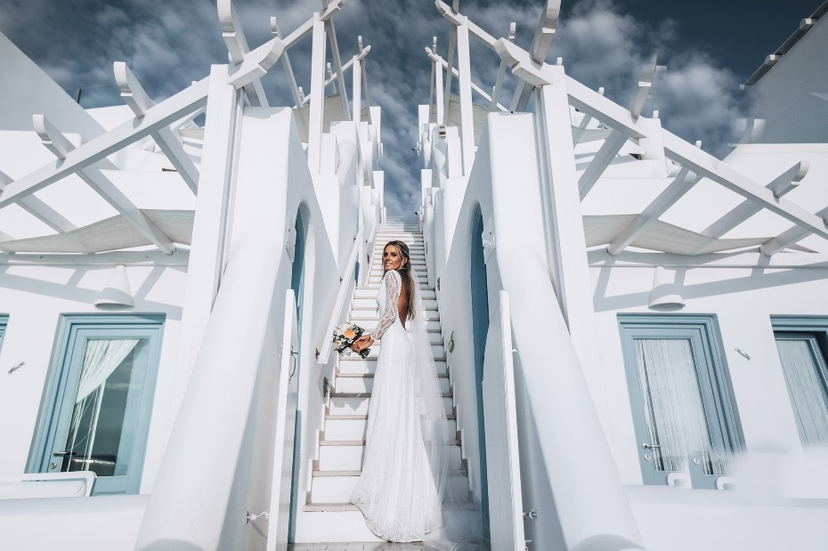 Destination Wedding Dress by Island Tribe