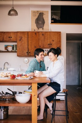 How To Have An Engagement Shoot Without Ever Leaving Home!