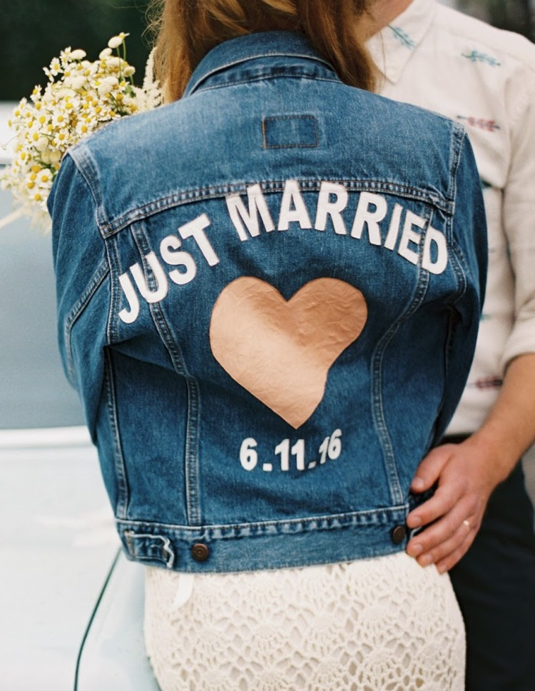 6 Times Denim Was Done Right At A Wedding