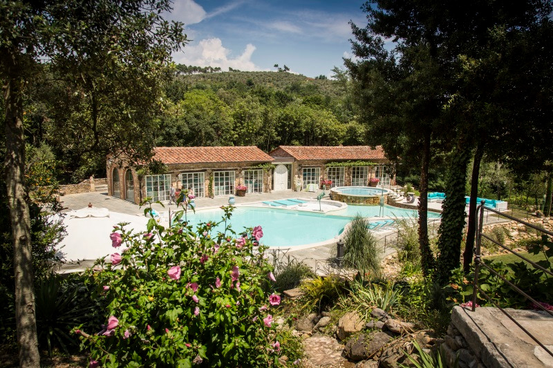 Covering an important area of over 50,000 square meters, the warmth of the Valle di Badia grounds is the ideal place to be surrounded