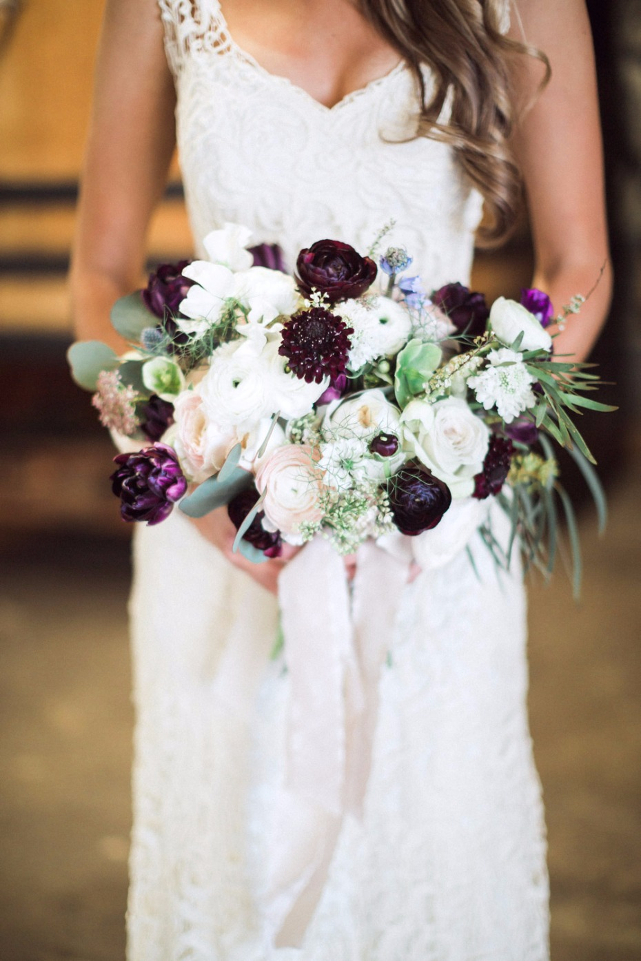 Moody and bright bouquet