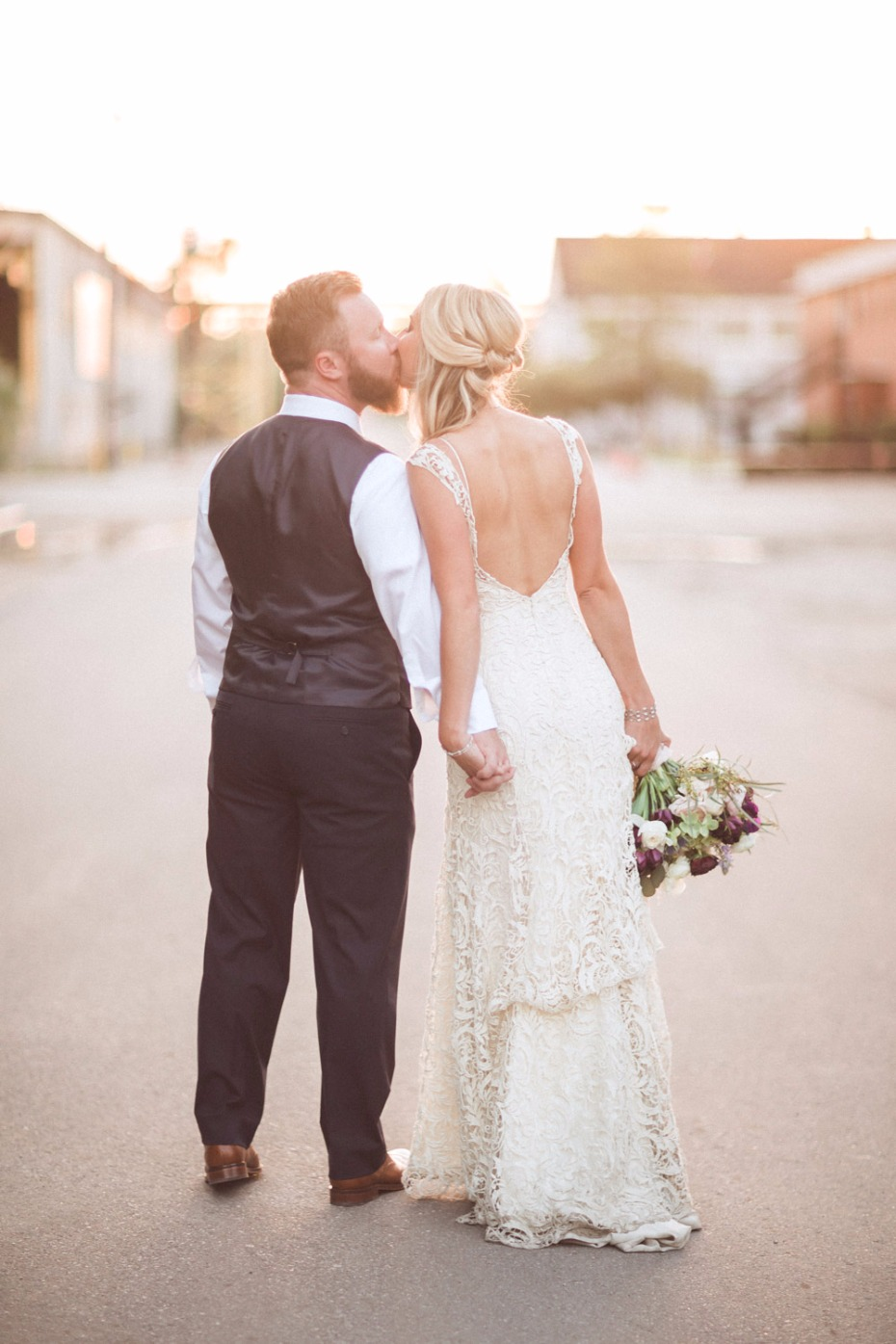 Gorgeous brewery wedding in Florida