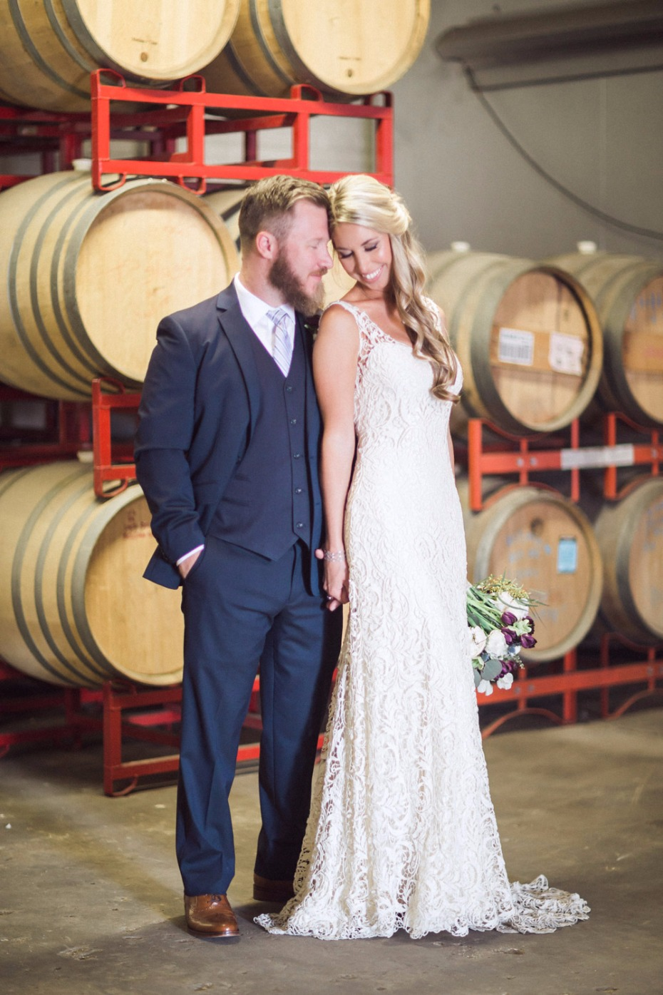 Brewery wedding in Florida