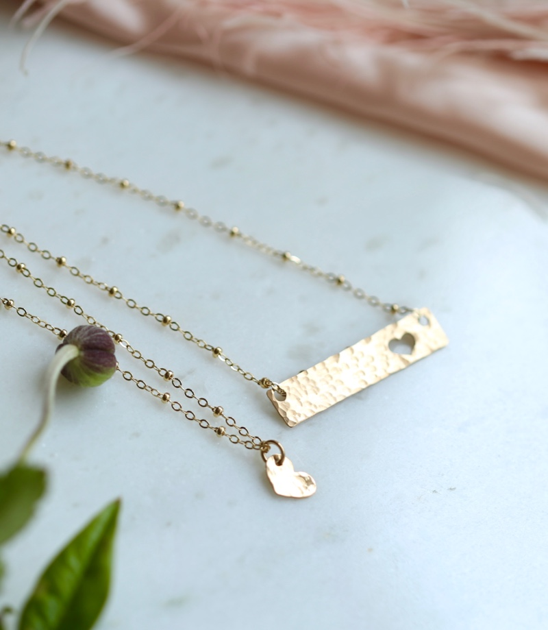 Mother Daughter Jewelry Sets, make meaningful gifts for Mom