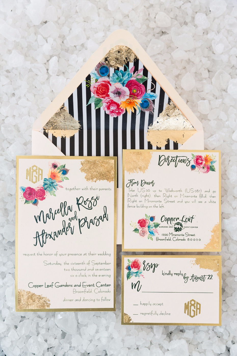 Vibrant Wedding Ideas With A Hint Of Boho Glamour