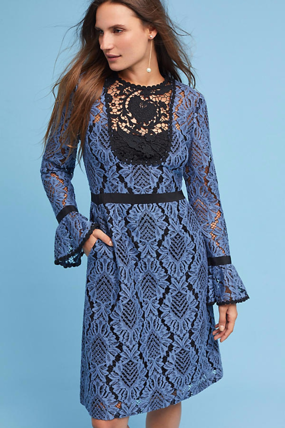 Trending - 20 Stylish Dresses to Wear to a Fall Wedding